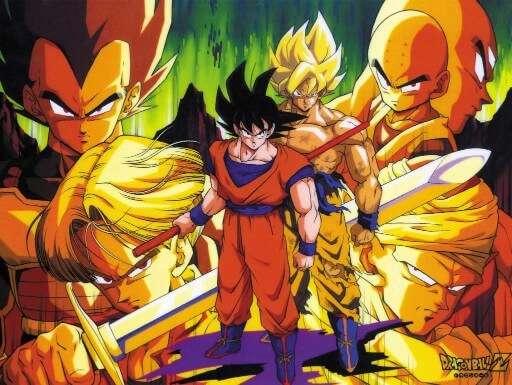 Dragon Ball Z 1