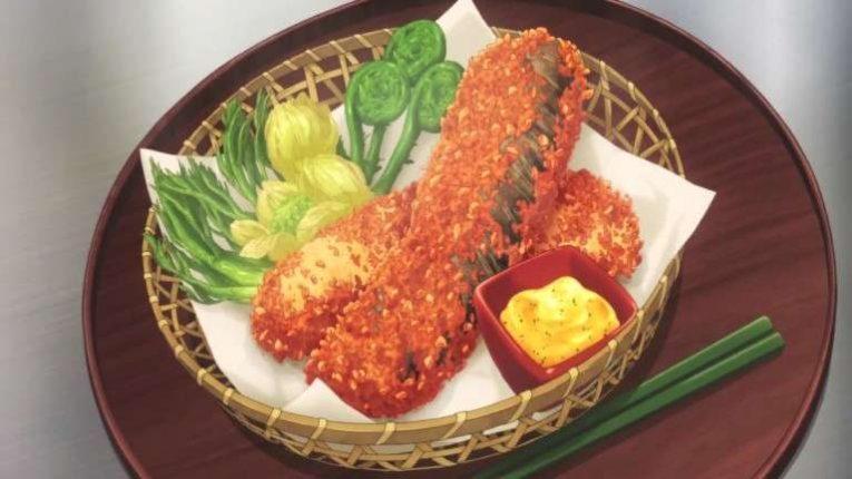 Food Wars Anime Food Photos