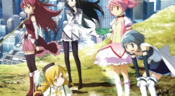 Madoka Magica Characters