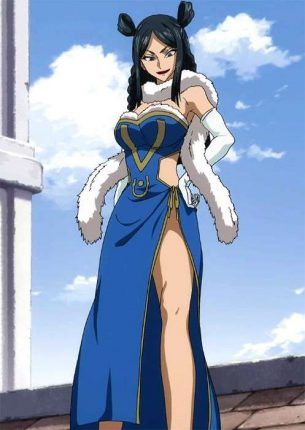 Minerva From Fairy Tail