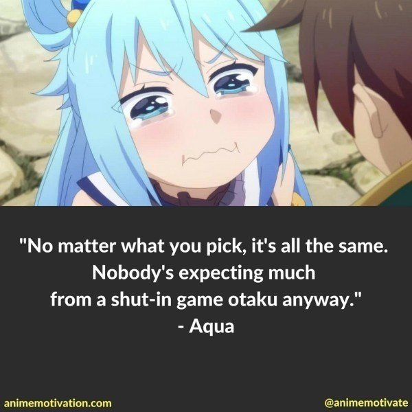 35 Of The Best Quotes From Kono Subarashii That Will Make Your Day