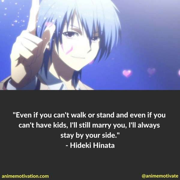 The Only 23 Angel Beats Quotes You Need To See As An Anime Fan