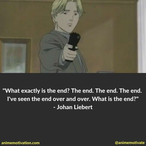 """The Most Thoughtful Anime Quotes From """"Monster"""" That Will Give You Chills"""