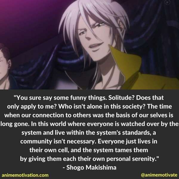 The Only 21 Anime Quotes About Loneliness You'll Ever Need To See