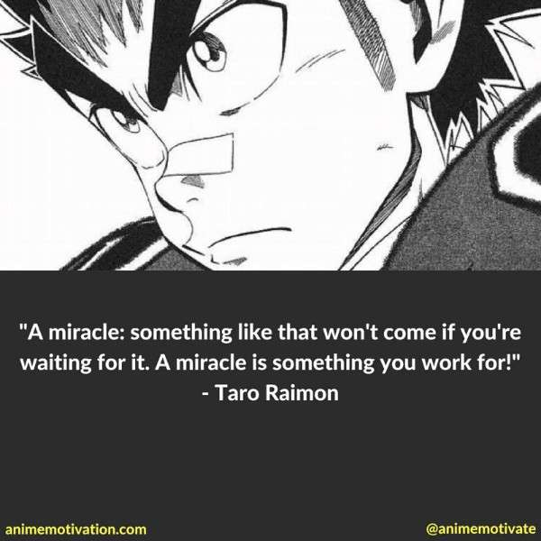 Taro Raimon quotes
