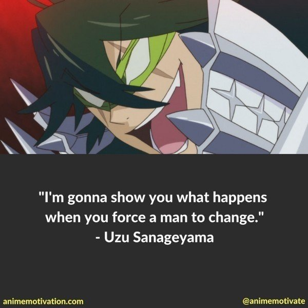 The Ultimate List Of Kill La Kill Quotes You'll Ever Need To See