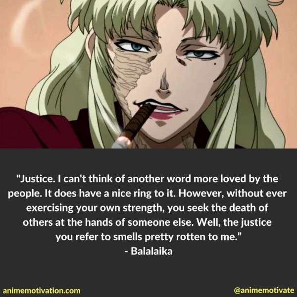 The Most Powerful Anime Quotes From Black Lagoon You Need To See 7