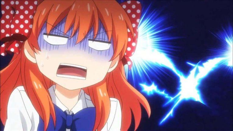 Chiyo Sakura Shocked