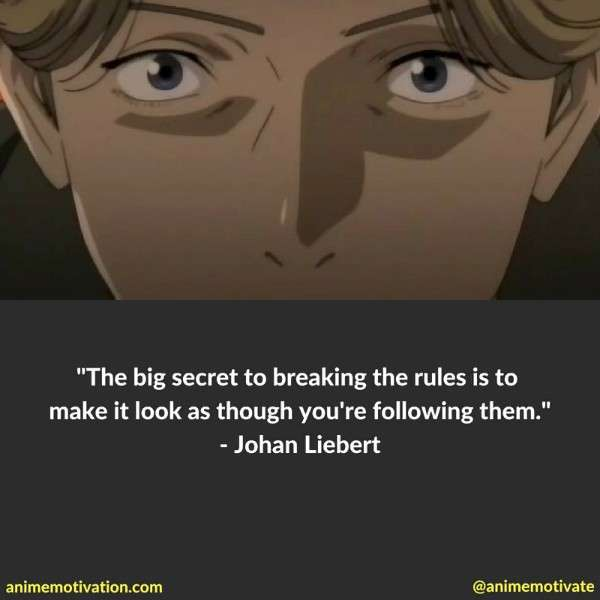 The Most Thoughtful Anime Quotes From Monster You Should See