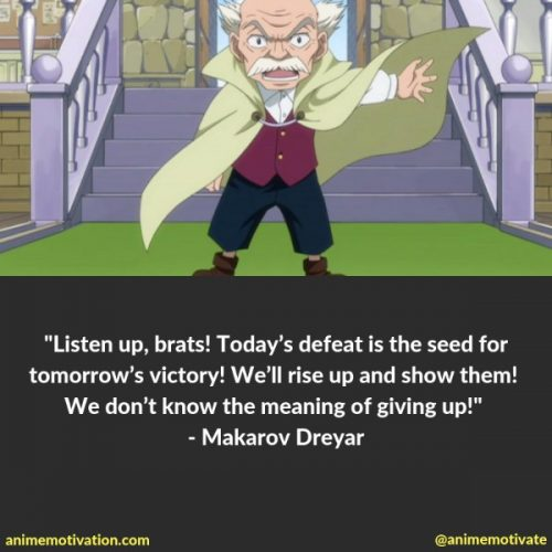 The Most Legendary Fairy Tail Quotes That Will Touch Your Heart