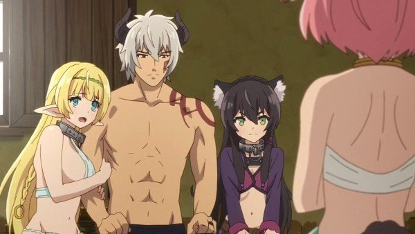 How Not To Summon A Demon Lord - The Best Ecchi Anime In 2018??