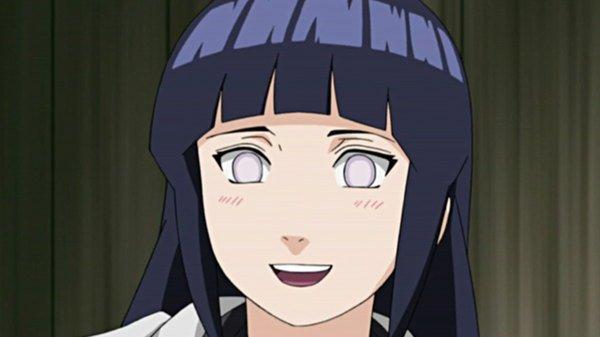 hinata hyuga cute smile