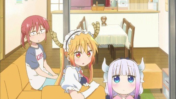 miss kobayashis dragon maid characters