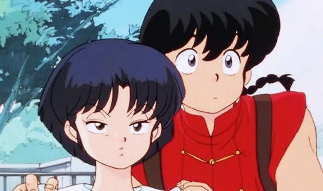 ranma one half akane and ranma
