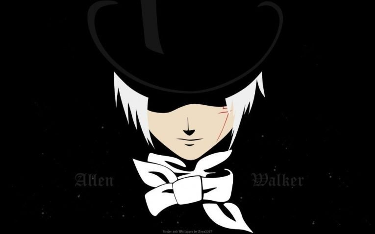 Allen walker d gray man wallpaper