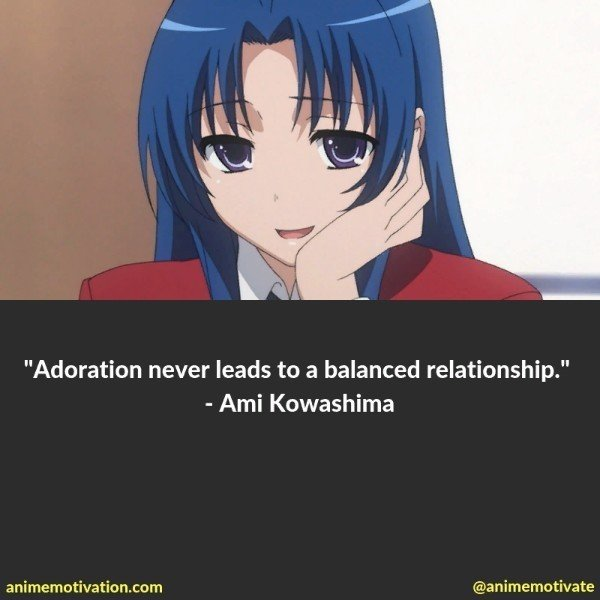 26 Bittersweet Anime Quotes From Toradora 7
