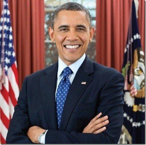 Barack Obama US president (1)