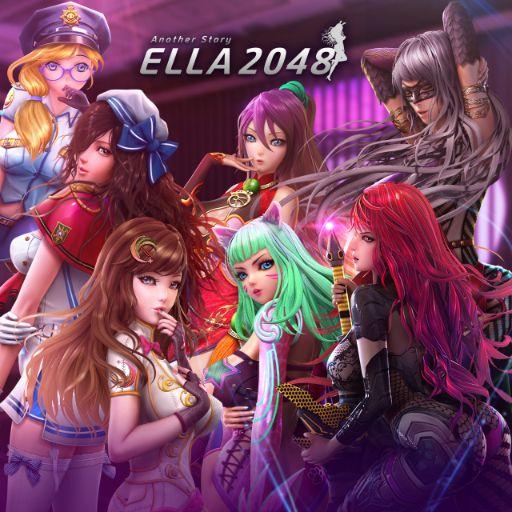 ELLA 2048 HENTAI GAMES 1