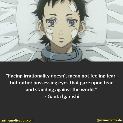All The Best Deadman Wonderland Quotes About Pain And Despair 21