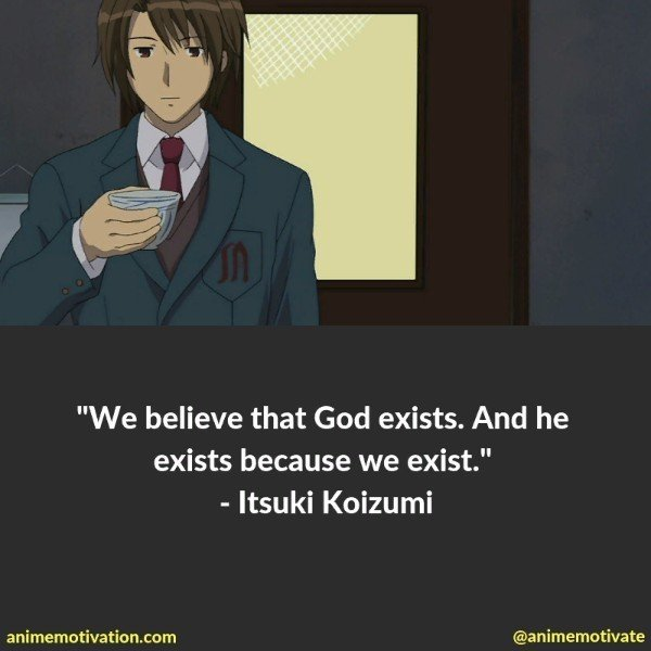 The Greatest Haruhi Suzumiya Quotes Of All Time 2