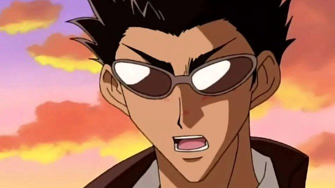 Kenji Harima school rumble
