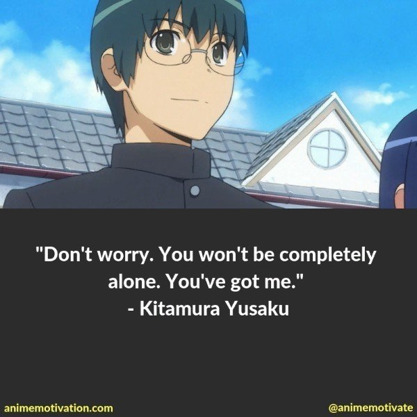 26 Bittersweet Anime Quotes From Toradora 13