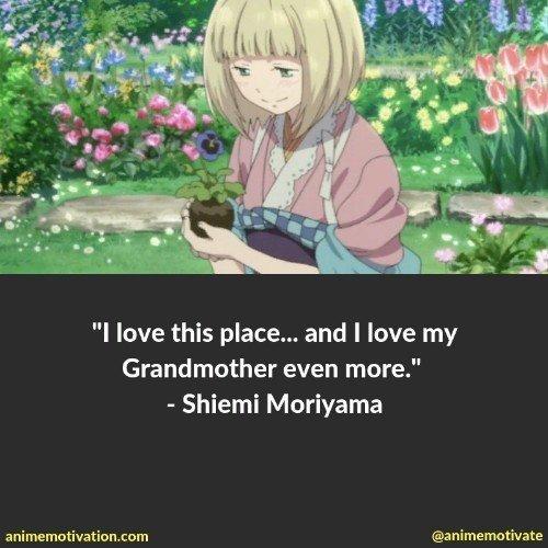 Shiemi Moriyama quotes 2