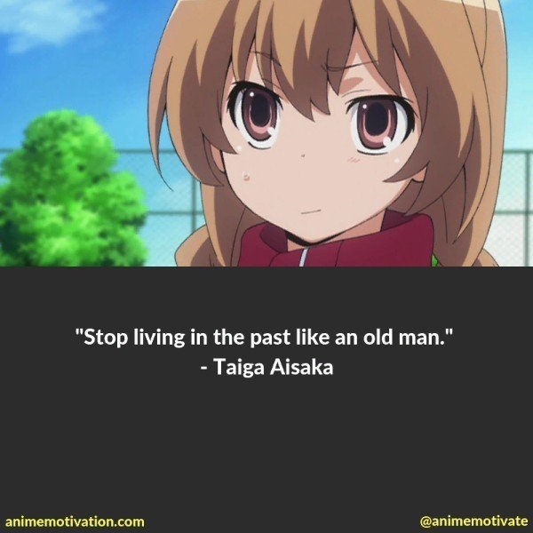 26 Bittersweet Anime Quotes From Toradora 20