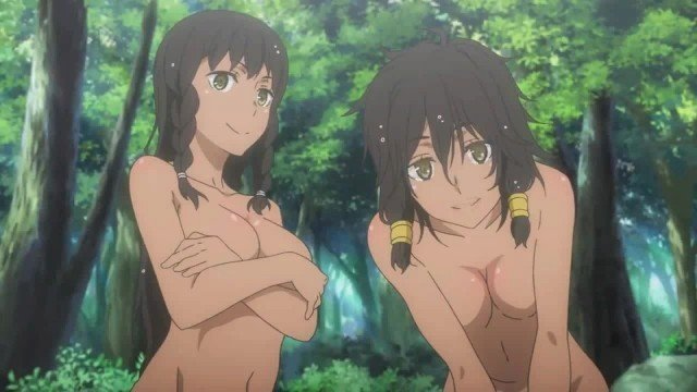 5 Anime Shows That Take Fanservice To A New Level Of Stupid