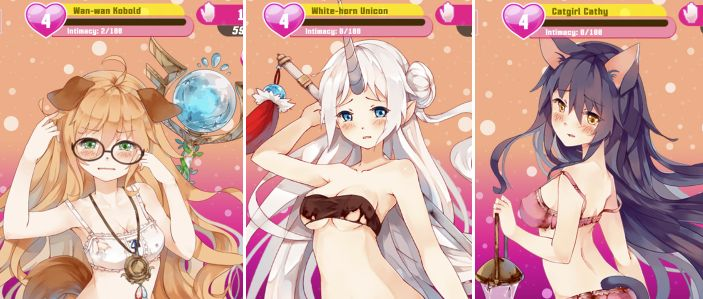 13 Adult Anime Games You Should Start Playing As A Fan Of Ecchi & Hentai
