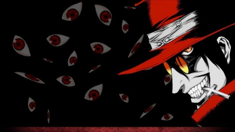 hellsing wallpaper anime