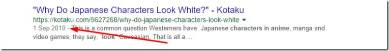 kotaku anime characters white