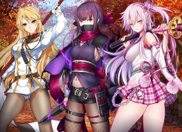 rumblade nutaku games 1 | 31+ Adult Anime Games You Should Start Playing As A Fan Of Hentai