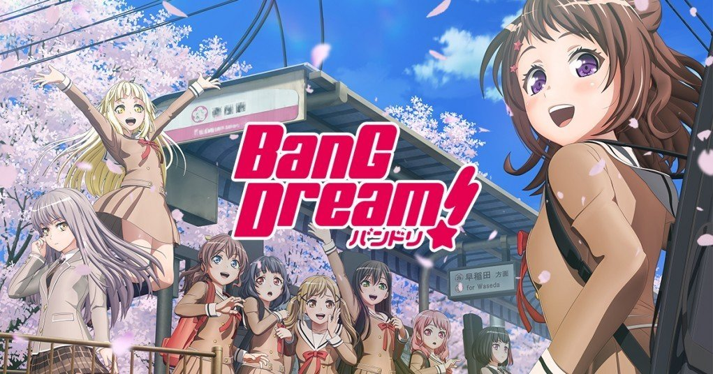 Bang dream season 2 anime