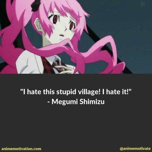 Megumi Shimizu quotes