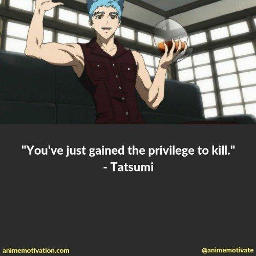 Tatsumi quotes shiki