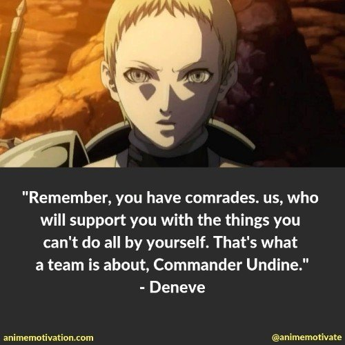33 Of The Most Memorable Claymore Quotes That Will Stick With You