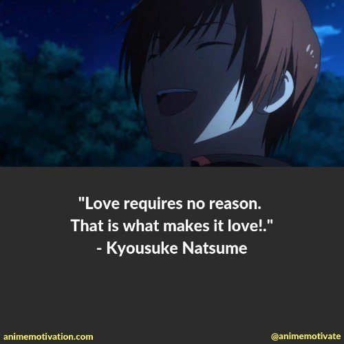 13 Heart Warming Anime Quotes From Little Busters