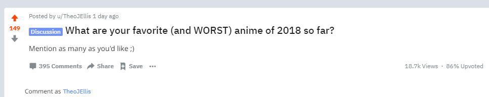 The Most Horrible Anime Series In 2018 (According To Quora, Reddit And MAL) 3