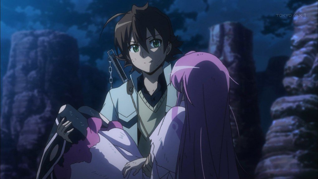 tatsumi and mine akame ga kill