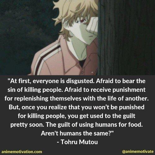tohru mutou quotes