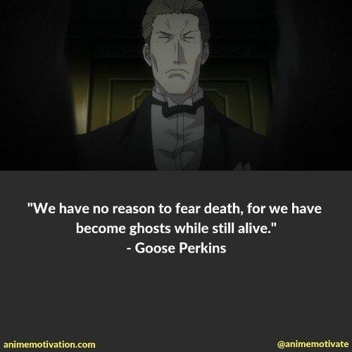 Goose perkins quotes