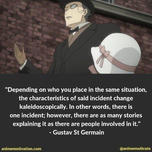 Gustav st germain quotes 1