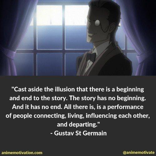 Gustav st germain quotes