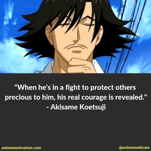 21 Kenichi The Mightiest Disciple Quotes With A Purpose