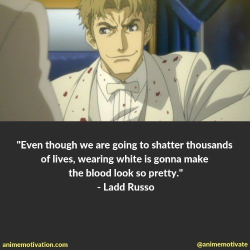 ladd russo quotes baccano 3