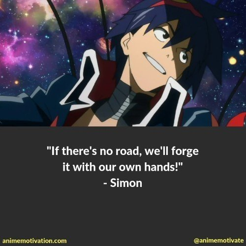 38 Of The Most Inspirational Quotes From Gurren Lagann To Give You Courage 20