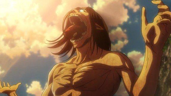 attack on titan anime trailer screenshot