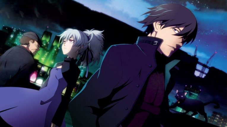 darker than black anime wallpaper