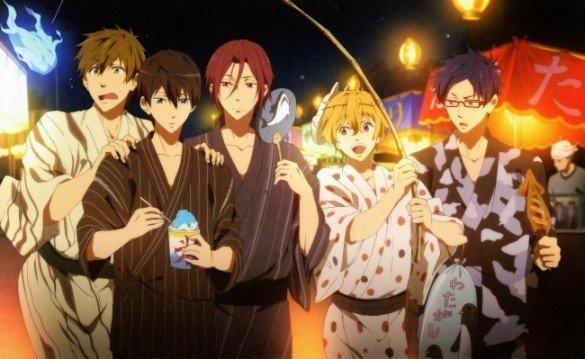 free anime summer festival screenshot